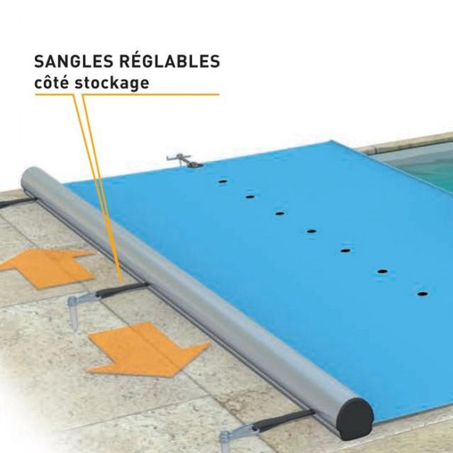 Mise en sécurité des bassins